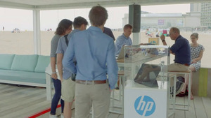 HP Travailler plus mobile: HP prend la parole 25/09/17