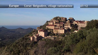 Corse: Belgodère, le petit village nationaliste 07/12/17