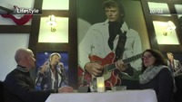 """La table de Johnny"": le restaurant des fans 20/02/18"