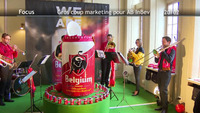 Jupiler joue un coup marketing 20/02/18