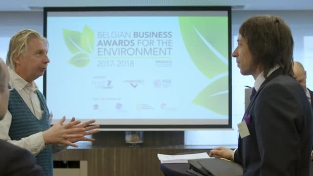 FEB - Belgian Business Awards for the Environment 17/03/18