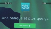 Hello bank! mise sur l'open banking 18/05/18