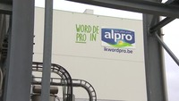 Alpro engage 120 personnes