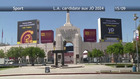 Los Angeles, candidate aux JO 2024 15/09/15