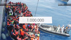 Un million de migrants en 2015 - 22/12/15