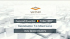 WDP : un excellent placement pour l'investisseur 14/09/16