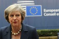 """Theresa May veut un Brexit dur ? La négociation sera dure"""