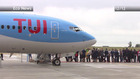 TUI fly engage à Charleroi 12/12/16