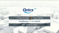 Buy & Sell: Ontex 15/03/17