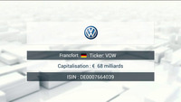 Buy & Sell: VW 12/04/17