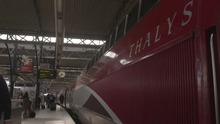 Z-Industry / Facility (Thalys) - 13/04/17
