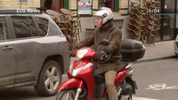 La moto contre les embouteillages? 26/04/17