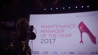 Maintenance Manager of the year 2017 - 15/06/17