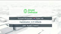 Buy & Sell: Ahold Delhaize 21/06/17
